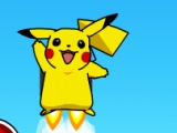 flash игра Pokemon Sky Jump