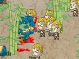 flash игра Ninja Mafia War