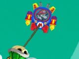 flash игра Mario Robo Battle