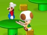 Flash игра для девочек Mario restaurants