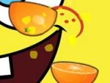 flash игра Spongebob cut fruit