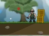 flash игра SWAT Tank