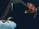 flash игра Ice Age 3 - Dawn of the Dinosaurs