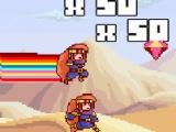 flash игра 8 Bit Dash