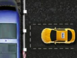flash игра Taxi trip