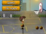 flash игра Afro Basketball