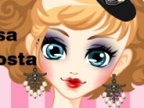 flash игра Cover Girl Makeover