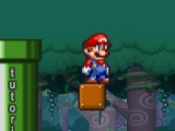 flash игра Super Mario Save Peach
