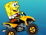 flash игра SpongeBob ATV