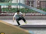flash игра Skateboard City