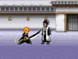 flash игра Bleach VS