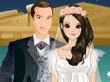 flash игра Moonlight Wedding Dress Up