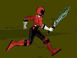 flash игра Power Rangers Final Battle
