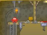 flash игра Red & Blue Balls 3