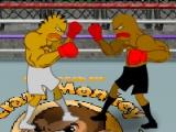 flash игра Hot Blood Boxing
