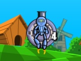 flash игра Freeze The Infernos