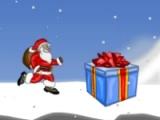 flash игра Santa Jumper