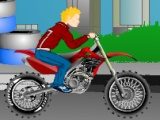 flash игра Urban Stunts 2