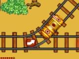 flash игра Happy Train