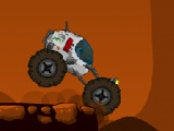 flash игра Space Wheels