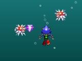 flash игра Sonic Sea Adventure