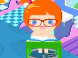 flash игра My Sweet Baby 2