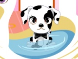 flash игра Cute Puppy Daycare