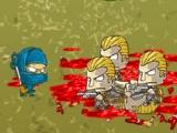 flash игра Ninja Mafia Siege 2