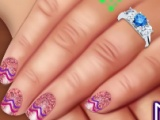 flash игра Beauty Nail Design