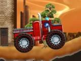 flash игра Fire Truck