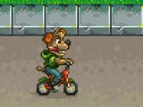 flash игра Bike Tyke
