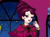 flash игра Anime Vampire Queen