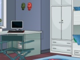 flash игра Kids play room escape