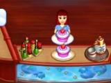 flash игра The Apprentice - Restaurant serving