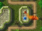 flash игра Azgard defense