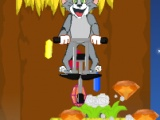flash игра Tom and Jerry jump jump
