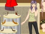 Flash игра для девочек Dress