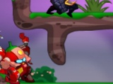 flash игра Fruity Robo Battle