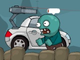 flash игра Wheels and Zombies