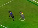 flash игра Stay The Distance Horse Racing