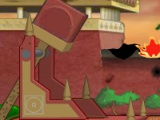 flash игра Avatar Fortress Fight 2