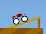 flash игра Truck Launch Maniac