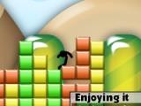 flash игра Tetris Jumper