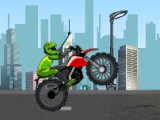 flash игра Rash Rider!