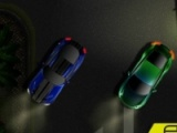flash игра Midnight Drift Race Miami
