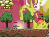 flash игра Alienocalypse