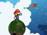 flash игра Mario Gravity