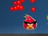 flash игра Angry Birds Space Battle