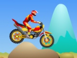 flash игра Bike Challenge