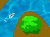 Flash игра для девочек Boat Race